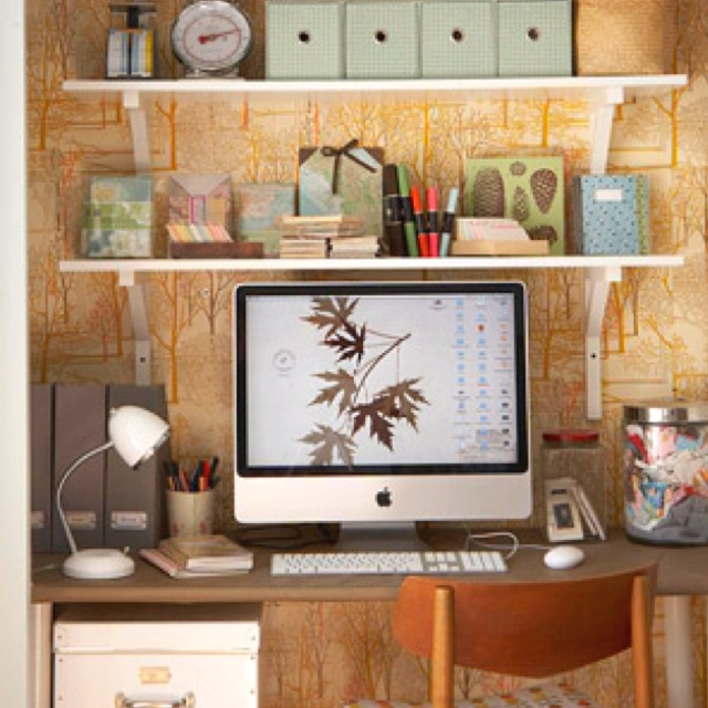 55 best Office area in pantry closet images on Pinterest Closet