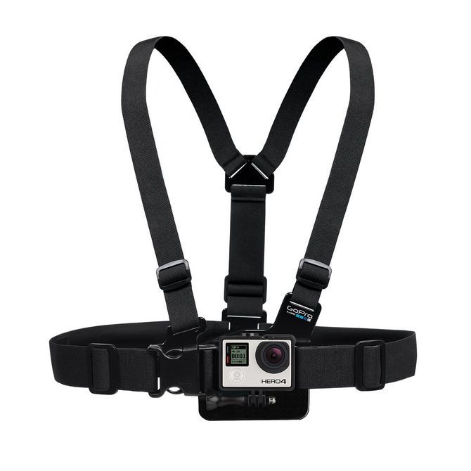 Get free shipping at the Billabong online store. The GoPro Chesty allows you to capture footage from chest level, allowing you to capture more of your arms, legs, handlebars, or skis for fully immersed footage.