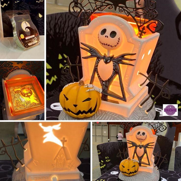 For this holiday season Jack Skellington, the Pumpkin King