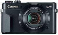 Canon PowerShot G7 X Mark II Black Digital Camera