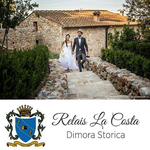 Relais La Costa Tuscany - Wedding Venues in Italy