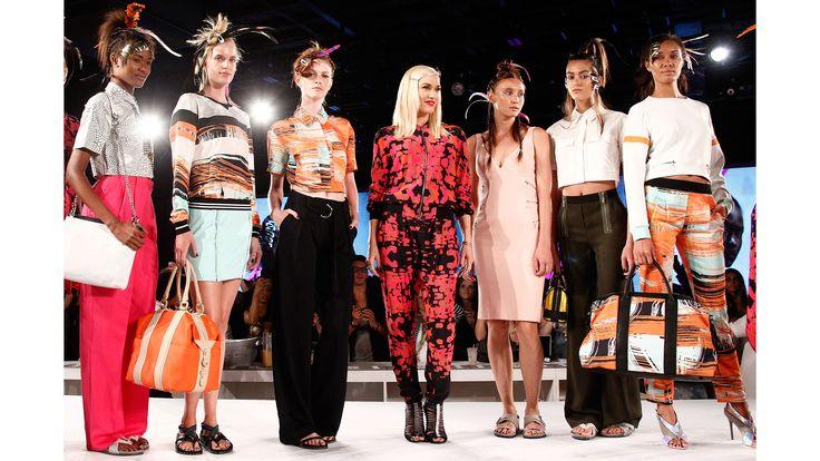 Hollaback Girl: Gwen Stefani Returns to NYFW