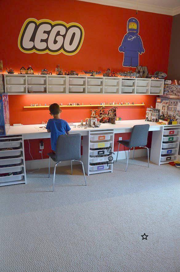Pin von Jacqueline Jany auf Kinderzimmer Legozimmer