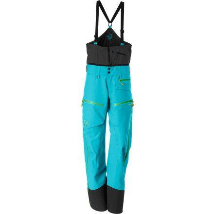 $411.68 Norrona Norrøna Lofoten Gore-Tex Pro Shell Pants - Women's