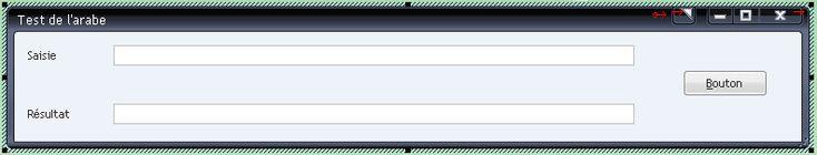 WINDEV: Faire une interface en langue arabe avec WinDev جع...