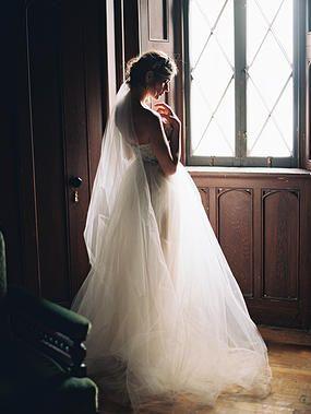 Enchanted Atelier by Liv Hart http://flyawaybride.com/liv-hart-2016-collection/ Photography: Laura Gordon |Gowns: Samuelle Couture | Rings: Trumpet and Horn | Make-up: Ashlee Glazer | Hair stylist: Nikki Avanzino | #Accessories #WeddingDress #Ideas #Headpiece