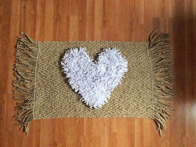 La alfombra de trapillo que no quiero que hagas | Santa Pazienzia