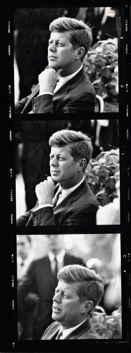 JFK 50 years on: The unseen pictures of his personal photographer Jacques Lowe
