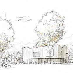 Reiulf Ramstad . new Library . Dornbirn (4)