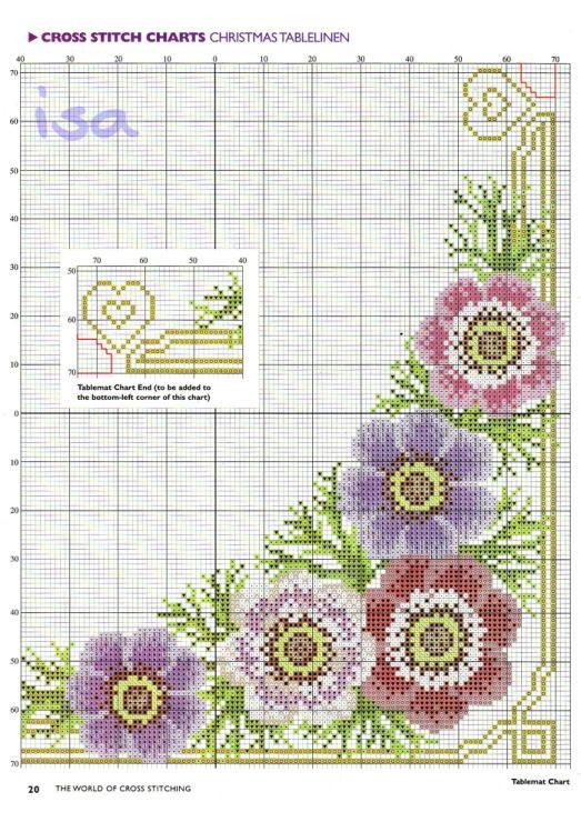 Gallery.ru / Фото #12 - The world of cross stitching 025 ноябрь 1999 - WhiteAngel