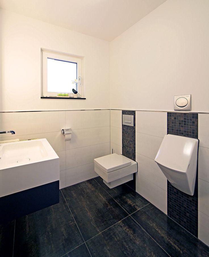 g ste wc fertighaus plusenergiehaus satteldach und pultdach kombiniert musterhaus. Black Bedroom Furniture Sets. Home Design Ideas