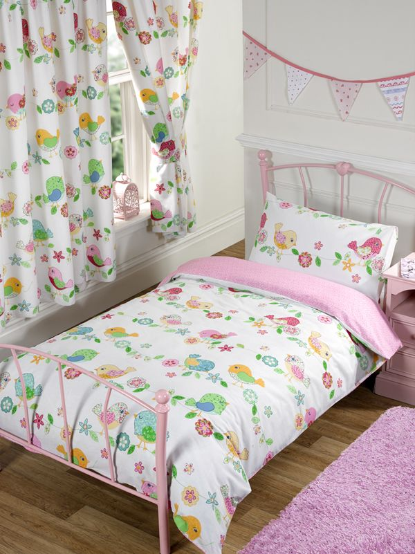 Kids Toddler Beds And Wallpaper At Price Right Home