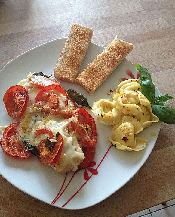 Marinierter Lachs, überbacken mit Tomaten und Mozzarella, ein schmackhaftes Rezept aus der Kategorie Käse. Bewertungen: 18. Durchschnitt: Ø 4,0.