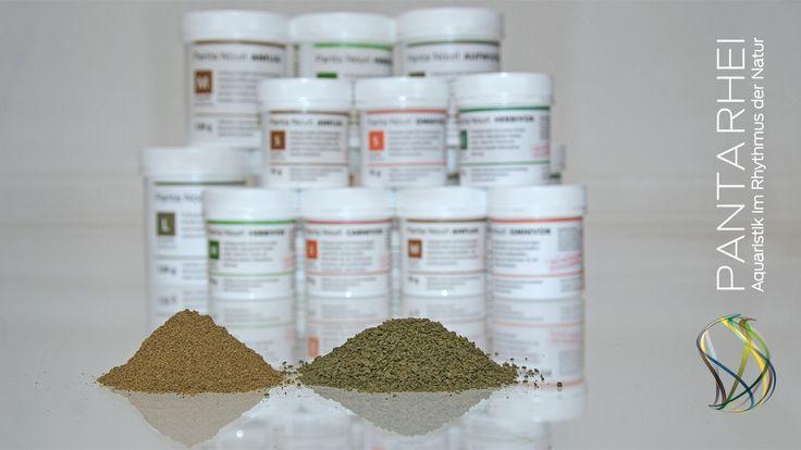 Panta Nouri besteht ausschließlich aus hochwertigen Zutaten, die Fische in natürlicher Umgebung so oder ähnlich vorfinden. Krebstiere, Fischerzeugnisse, Algen, Bachflohkrebse, Muscheln, Blütenpollen und weitere natürliche Zutaten gibt es in oder an den meisten natürlichen Gewässern.