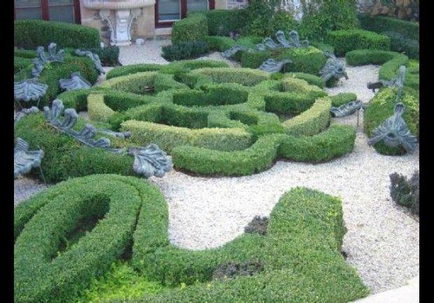 Secret Garden: 113 Best French Country Gardens Images On Pinterest