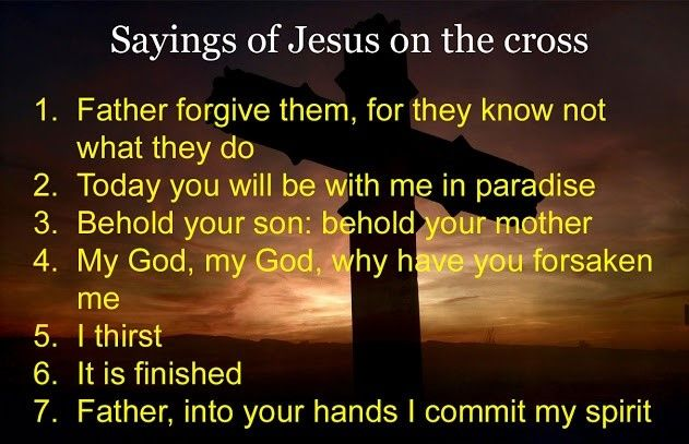 Image result for jesus last words | Jesus Christ | Jesus
