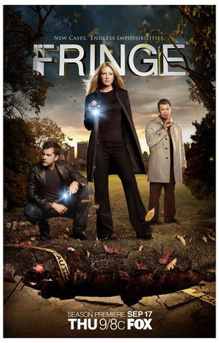 Fringe TV Show Endless Possibilities 11x17 Poster | eBay