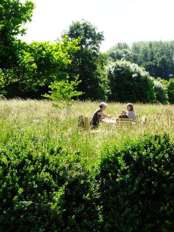 festival of garden literature:
