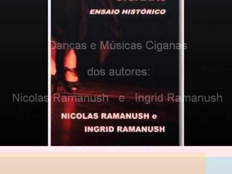 book trailer Danças e Músicas Ciganas