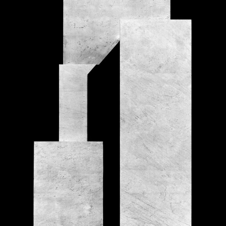 Architectural form '341' by Gianni Galassi.