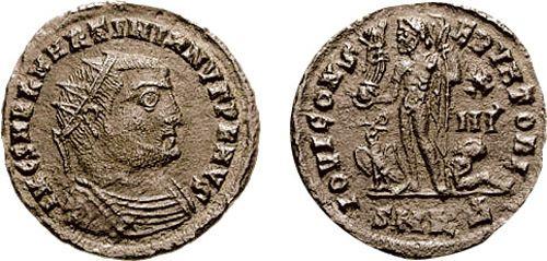 Секст Марций Мартиниан (лат. Sextus Marcius Martinianus) — римский император в 324 году. Секст Марций Мартиниан. Годы правления (юль — 18 сентября 324).
