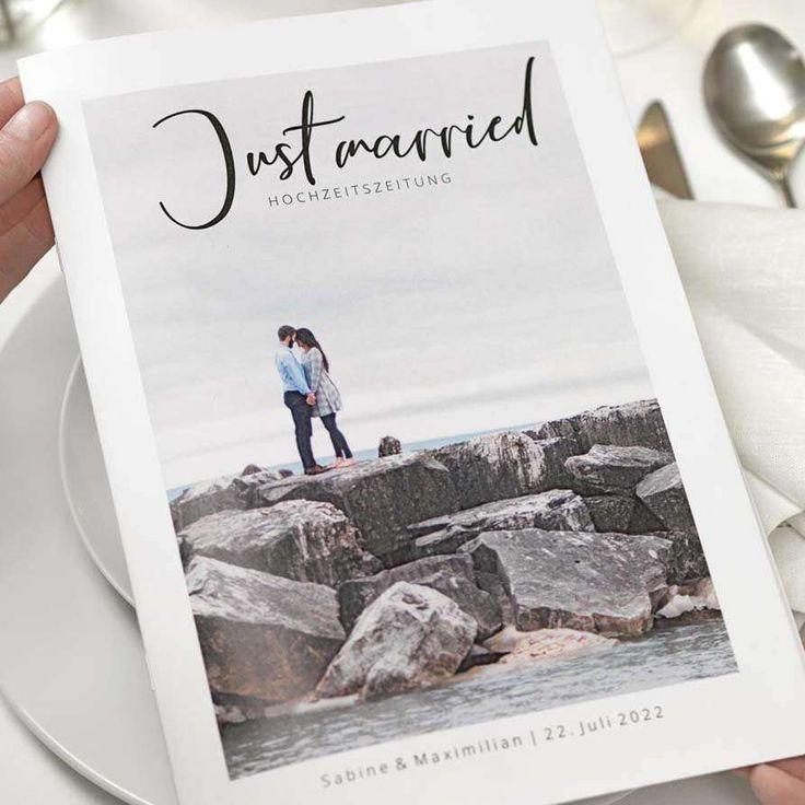 Hochzeitszeitung Texte Ideen: Hochzeitszeitung Vorlage