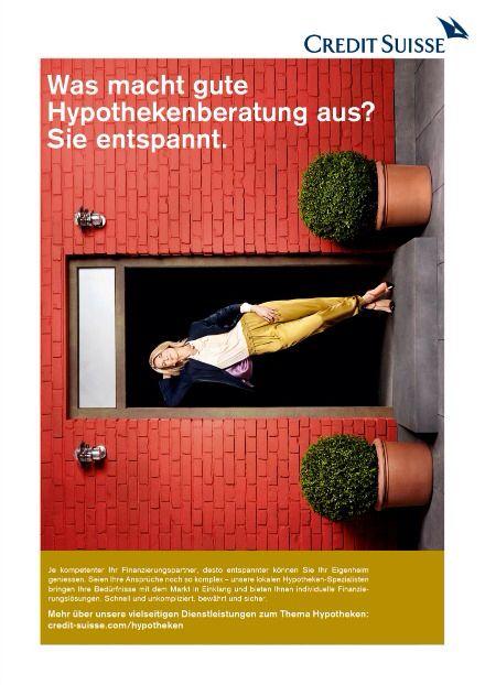 CS Hypothekenkampagne