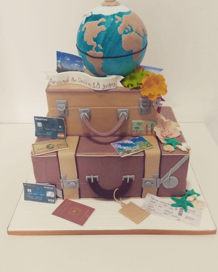 voyager cake