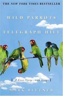 Captivated Reader: The Wild Parrots of Telegraph Hill by Mark Bittner