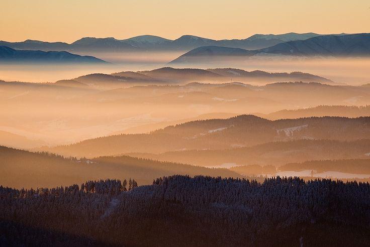 Фотография Beskydy автор Robert Adamec на 500px