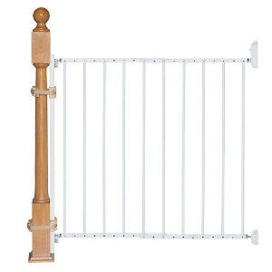 BABY GATE STAIRS BANISTER KIT