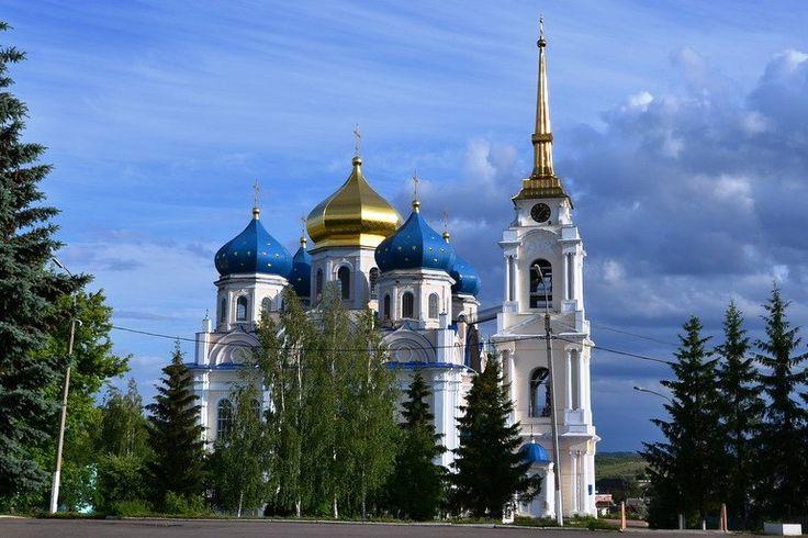 Болхов - мой город!: Спасо-Преображенский собор
