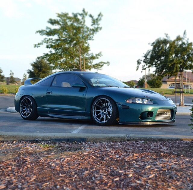 AWD, Turbo Mitsubishi Eclipse. Check out this build on Instagram by following: @academi_