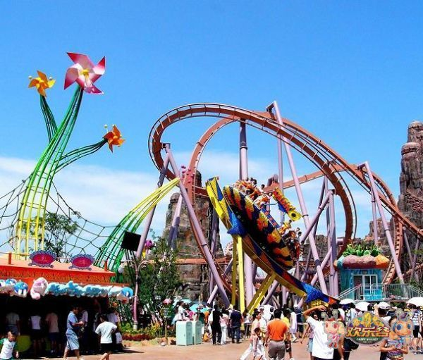 fun at the amusement park essay A similar amusement park, located in northwest mumbai, in gorai is the essel world it is basically an amusement park and has themes for the entire family to get involved and have lot of.