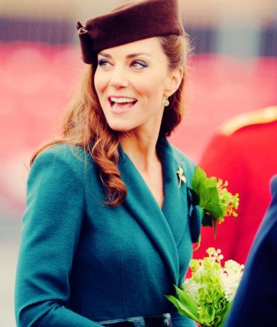 kate middletonDuchess Of Cambridge, Beautiful Kate, Prince Williams, Green Coats, Catherine Middleton, Katemiddleton, St Patricks Day, Kate Middleton, Princesses Kate