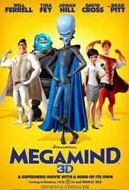 Megamind (2010) -  Tom McGrath.  (USA).  DreamWorks.