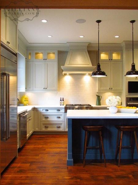 Jillian harris yellow accents and countertops on pinterest for Jillian harris kitchen designs