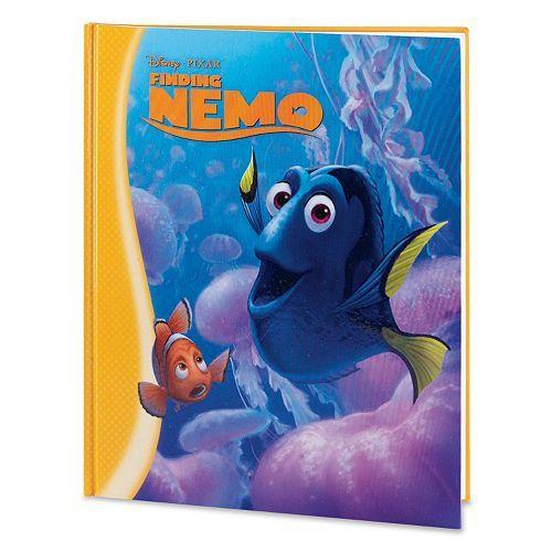 Kohls CaresR Disney Pixar Finding Nemo Book