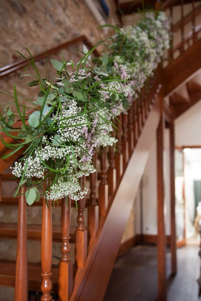 162 best wedding staircases decor images on pinterest casamento barossa valley wedding staircase garland flowers by sarah craker image mel fullgrabe junglespirit Image collections