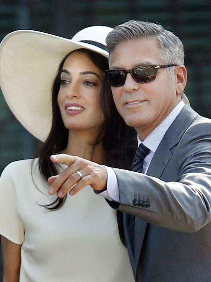 Amal Alamuddin et George Clooney : une lune de miel aux Seychelles ?