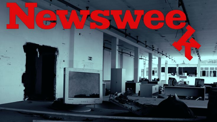 Newsweek Can't Pay Its Rent on Time and Faces Eviction