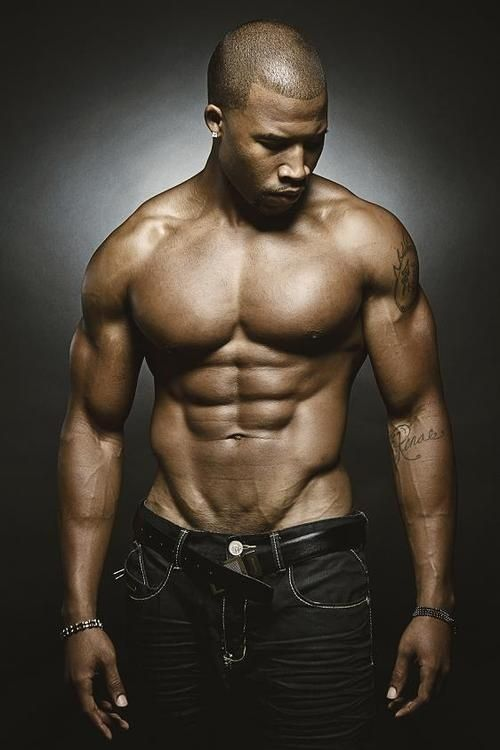 Sexy Black Men  Pictures - Jirell Jacobs...