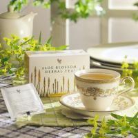 Deze kruidenthee ontleent haar naam aan Aloë Vera bloesem. De thee is een combinatie van vele verschillende kruiden die zorgvuldig zijn geselecteerd. Deze exotische kruiden hebben bijzondere eigenschappen, die de spijsvertering ten goede komen en u tot rust brengen. Aloe Blossom Herbal Tea bevat geen cafeïne en theïne.