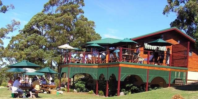 Barringwood Park Vineyard info