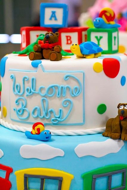 Welcome Baby by NoNo Joe, via Flickr