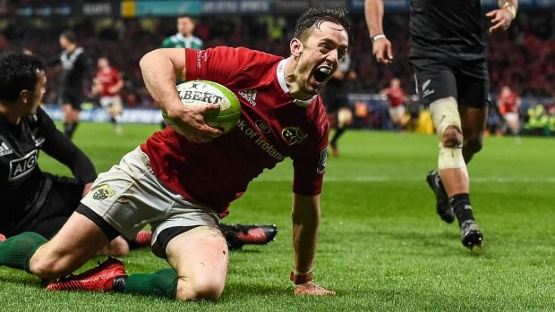 Munster scored another memorable win as they defeated the New Zealand Maori.