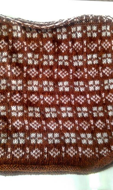 Ravelry: lilleursus The secret birthday sweater for Christian