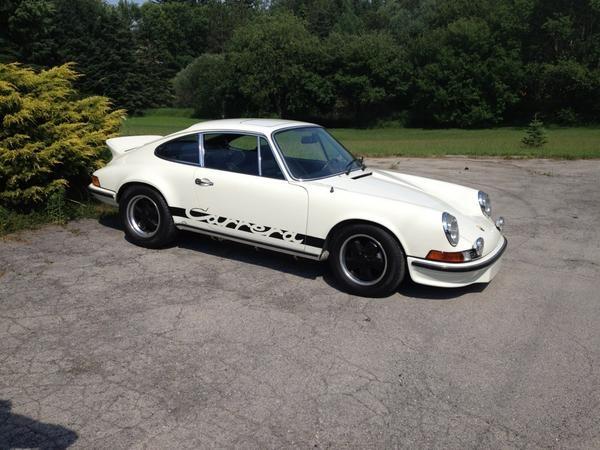 1973 Porsche 911 Carrara RS: Carrara Rs, Cars Motorcycles, Classy Cars, Porsche 911Rs, 911 Carrera, Rs Race, 1973 Porsche, Cooled Porsche, 911 Carrara