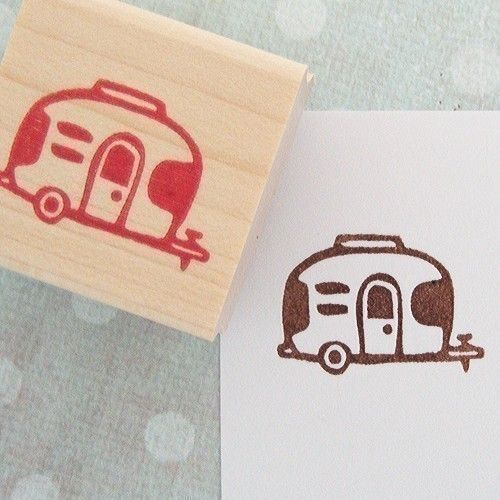 An Airstream stamp ~ I must get this!