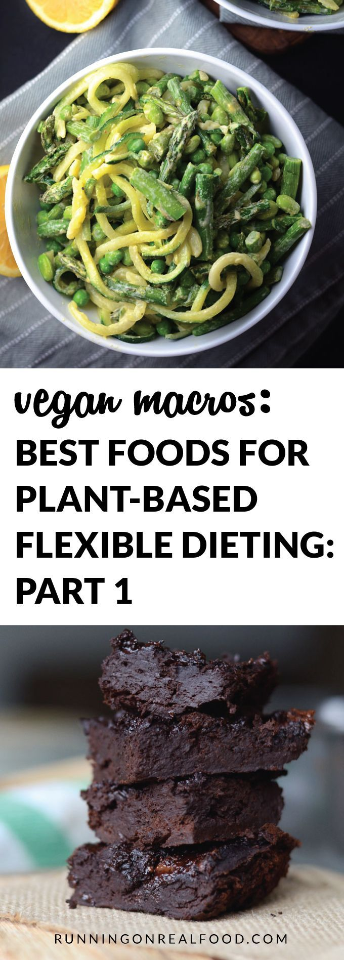 Reach all your health and fitness goals with plant-based flexible dieting! It's absolutely possible to reduce body fat, build muscle and improve your fitness on a vegan diet. Check out these foods I've found to be helpful in the process.